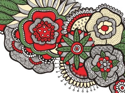 Floral-Art-Print