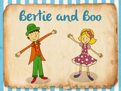 Bertie and Boo
