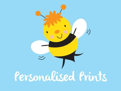 Personalised prints for babies and kids